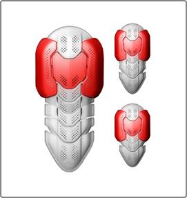 Tech Path progettazione e design protezioni moto