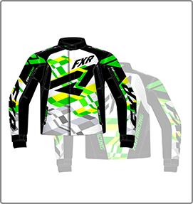 Tech Path progettazione e design abbigliamento moto